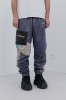Trackpant Adidas vintage mix velours & tweed