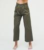Pantalon en coton Anny - Vert