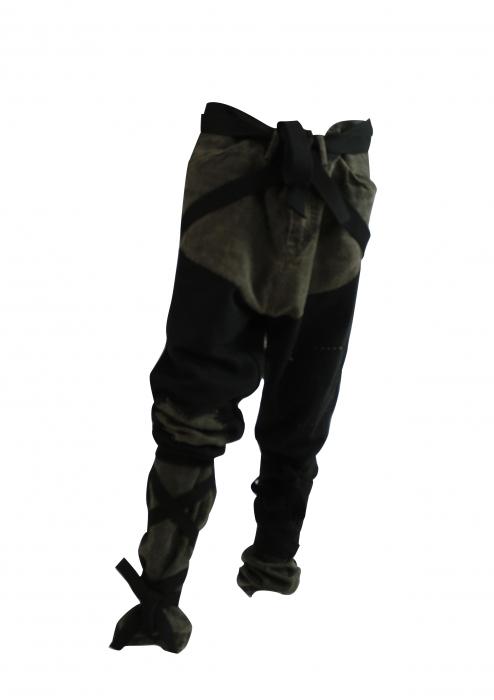 Pantalon Déstructuré