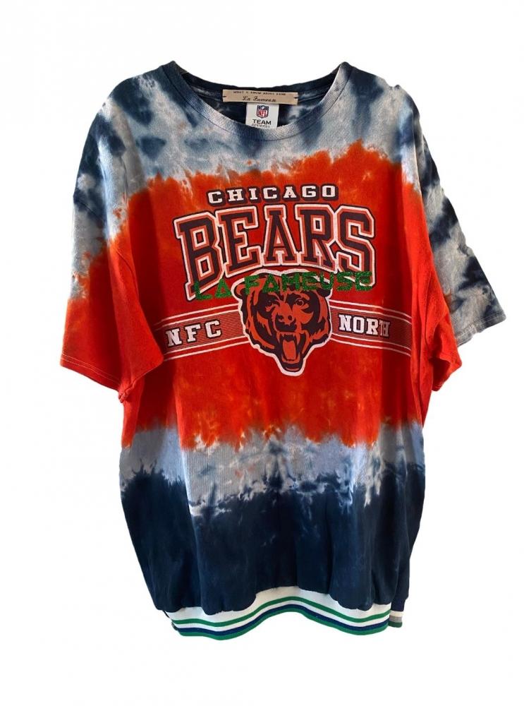 Teeshirt oversize Chicago Bears