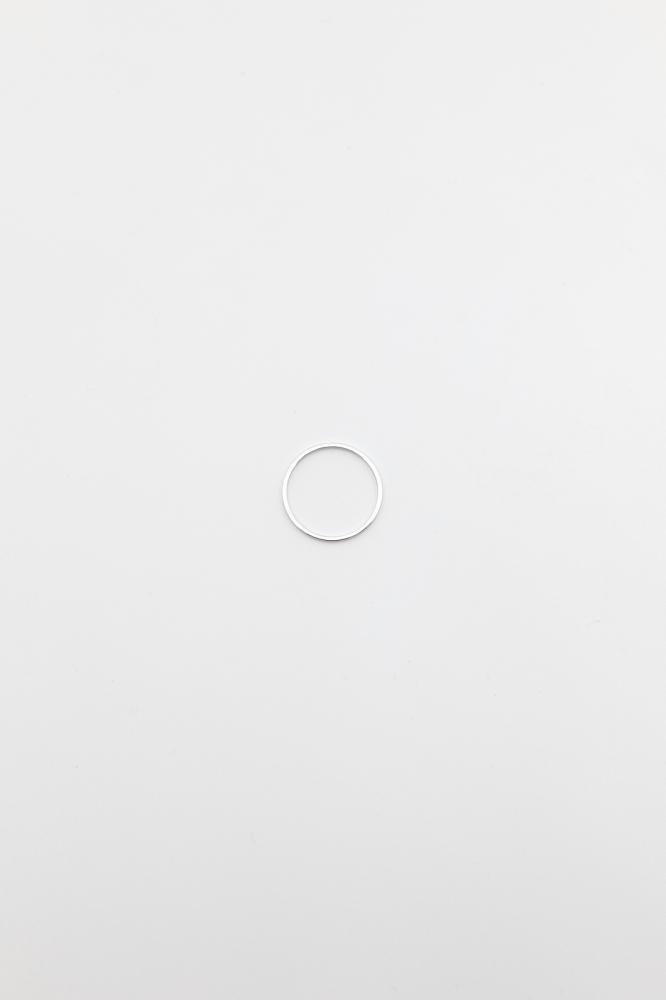 Bague Cercle Extra Fine Unisex
