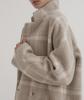 Plaid Coat Laine