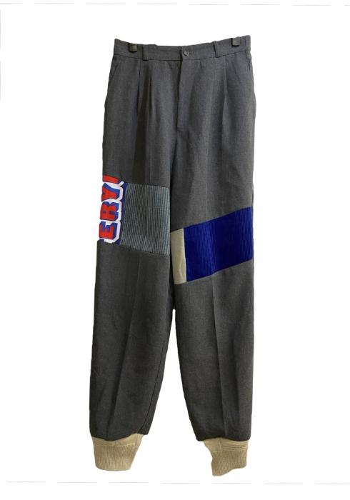 Pantalon Classique et Patchs
