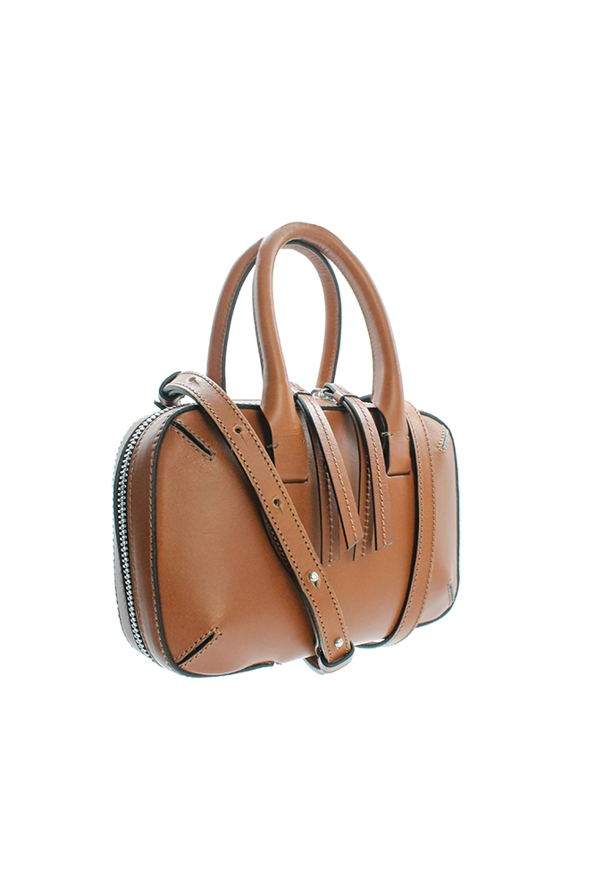 Mini Briefcase - Ambre