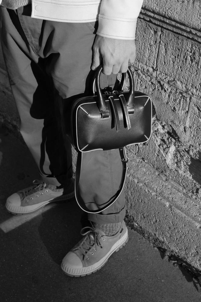 Mini Briefcase - Ardoise