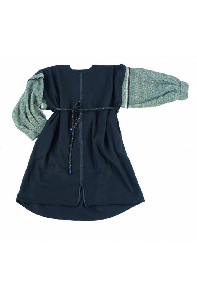 Grand Manteau de Laine