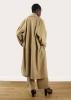 Manteau en Laine et Cachemire Upcyclé