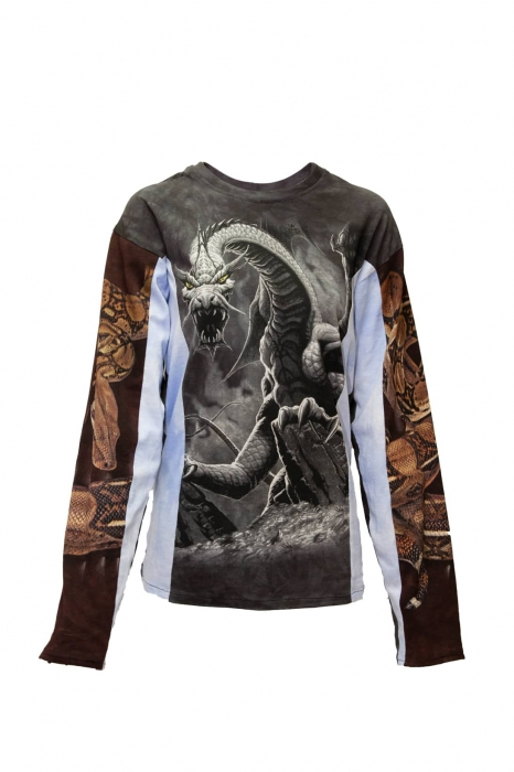 T-shirt Manches Longues Fantasy