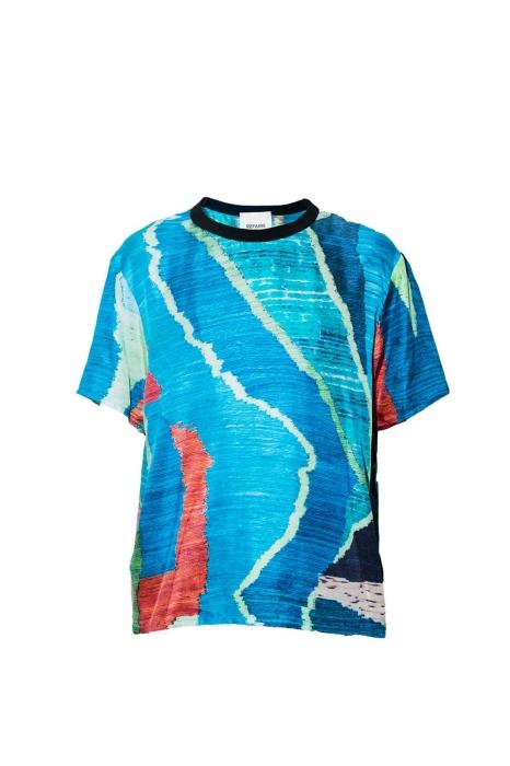 T-shirt Terrestre