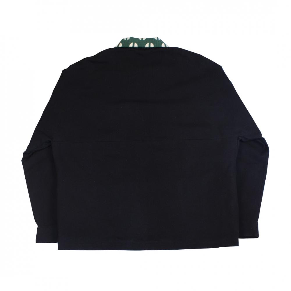 """Veste réversible en coton \""""La Chafrave\"""" - N°17"""