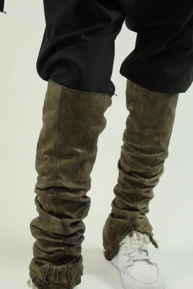 Pantalon à Ceinture