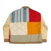 """Vest réversible en coton \""""La Chafrave\"""" - N°14"""
