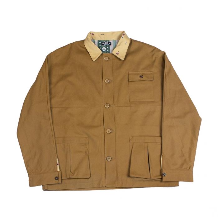 Vest réversible en coton