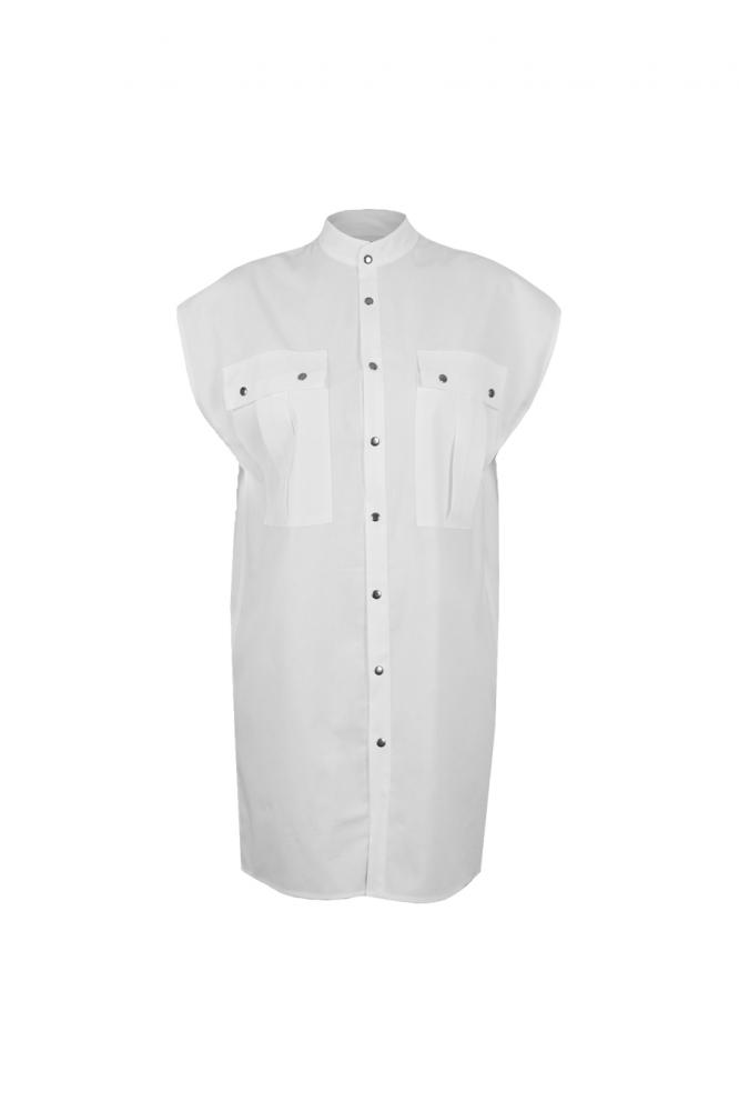Chemise à larges poches  NARAKA