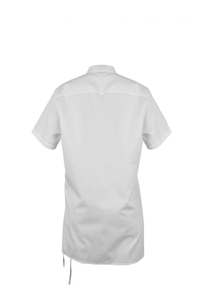 Chemise à col Mao UMBARA