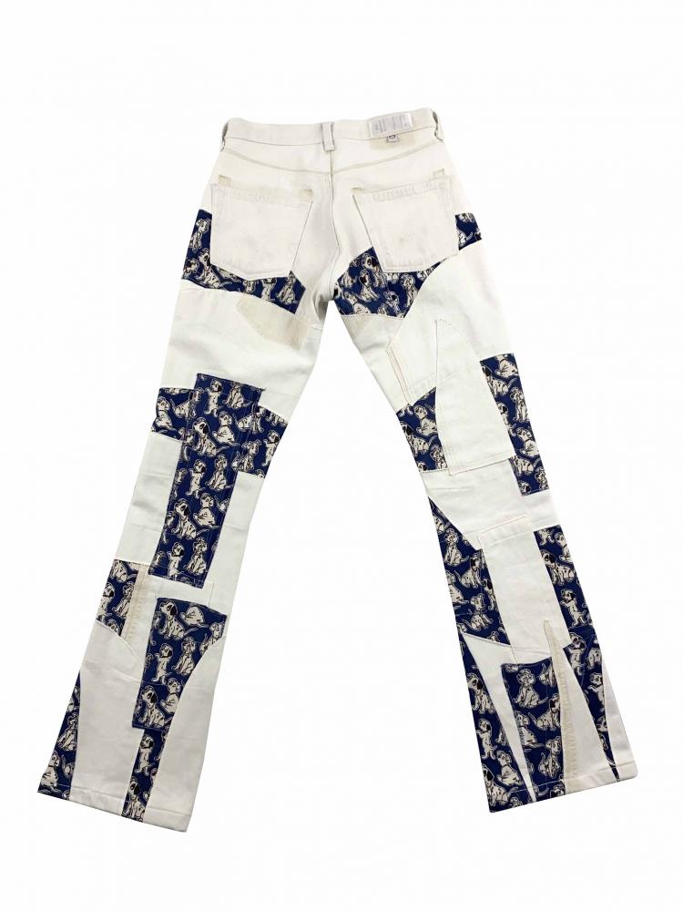 Pantalon Patchwork upcyclé Penny