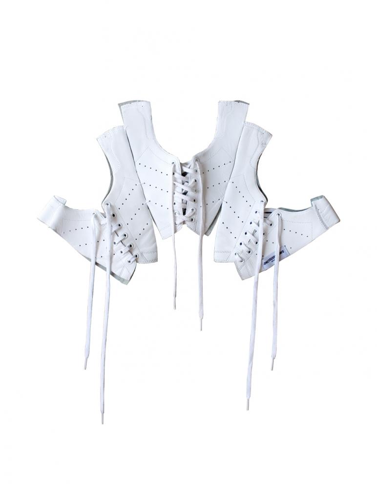 Top Plastron Sneakers Breastplate