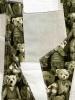 Pantalon Patchwork upcyclé Teddy B 1