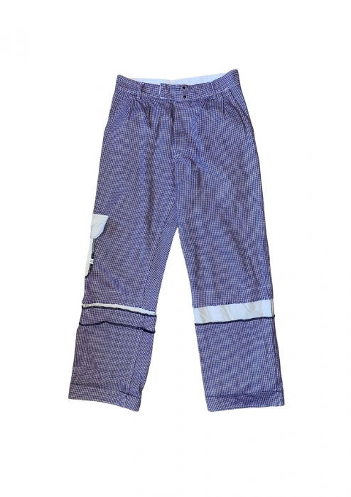 Pantalon Carreaux  Polaki
