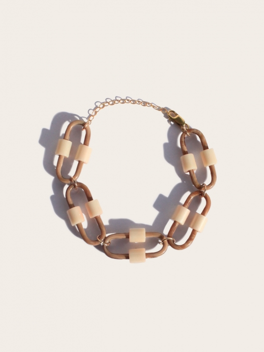 Bracelet Aria - Beige