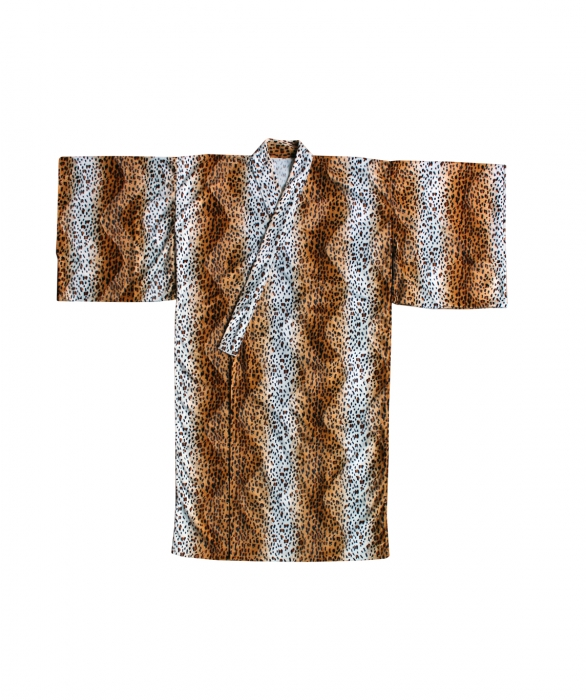 Kimono motif Guépard