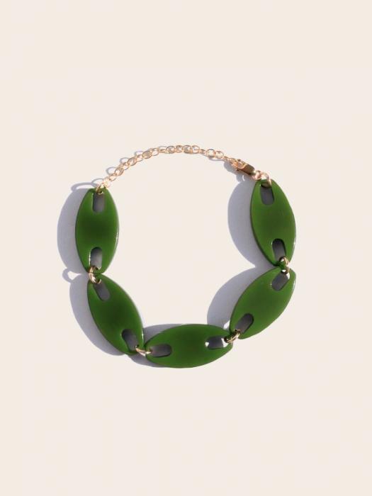 Bracelet Lya - Vert