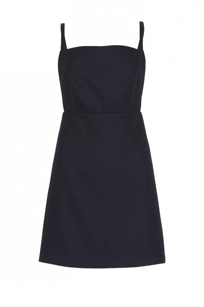 Robe Tablier Coton Imperméable Noir