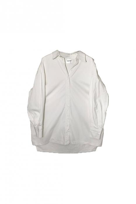 Robe Chemise blanche en coton