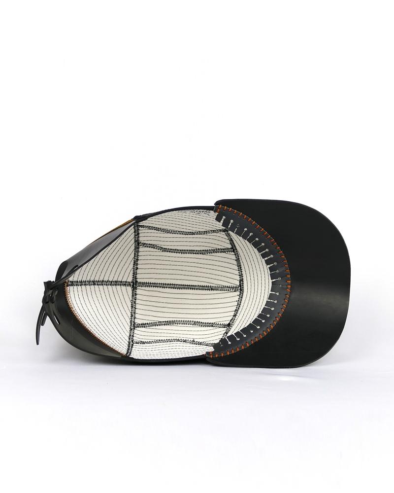 Casquette Solaris Total Black