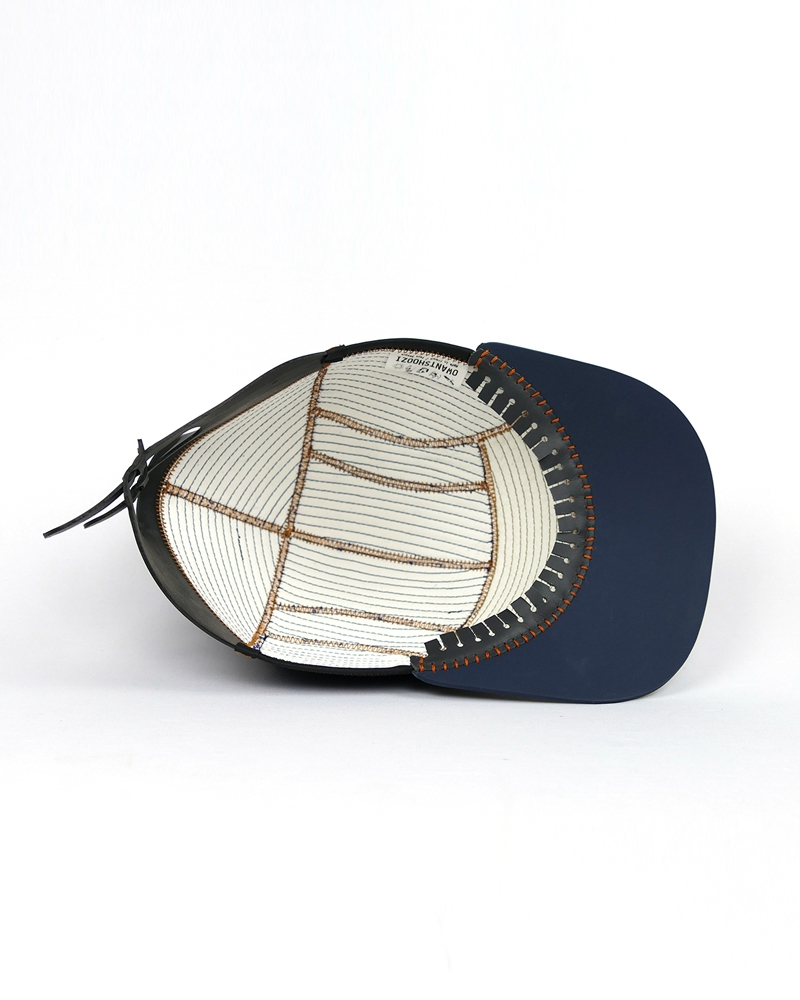 Casquette Solaris Blue