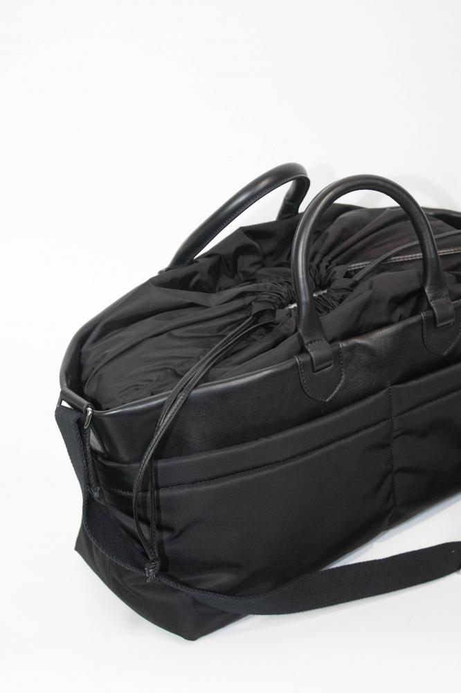 Sac de voyage Weekender - Nylon épais Noir