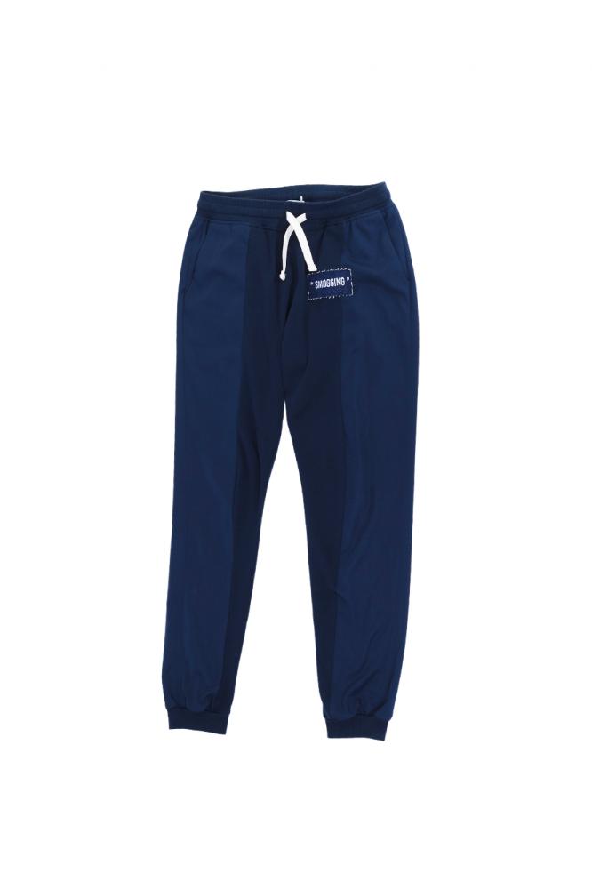 Pantalon smogging bleu