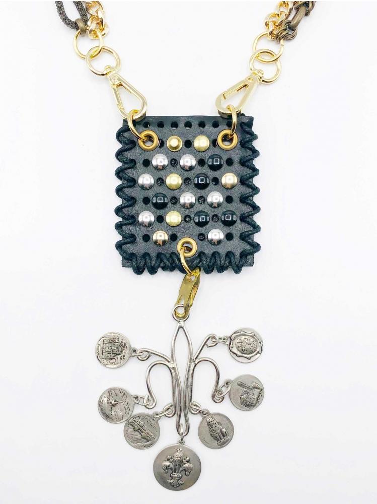 Collier talisman