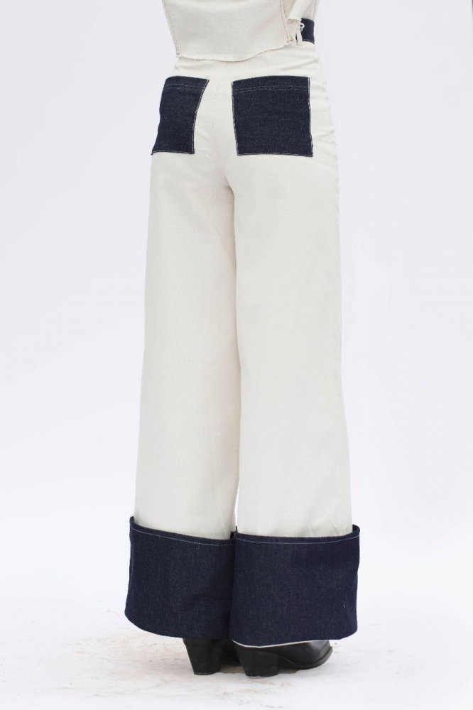 Pantalon Large Sonia