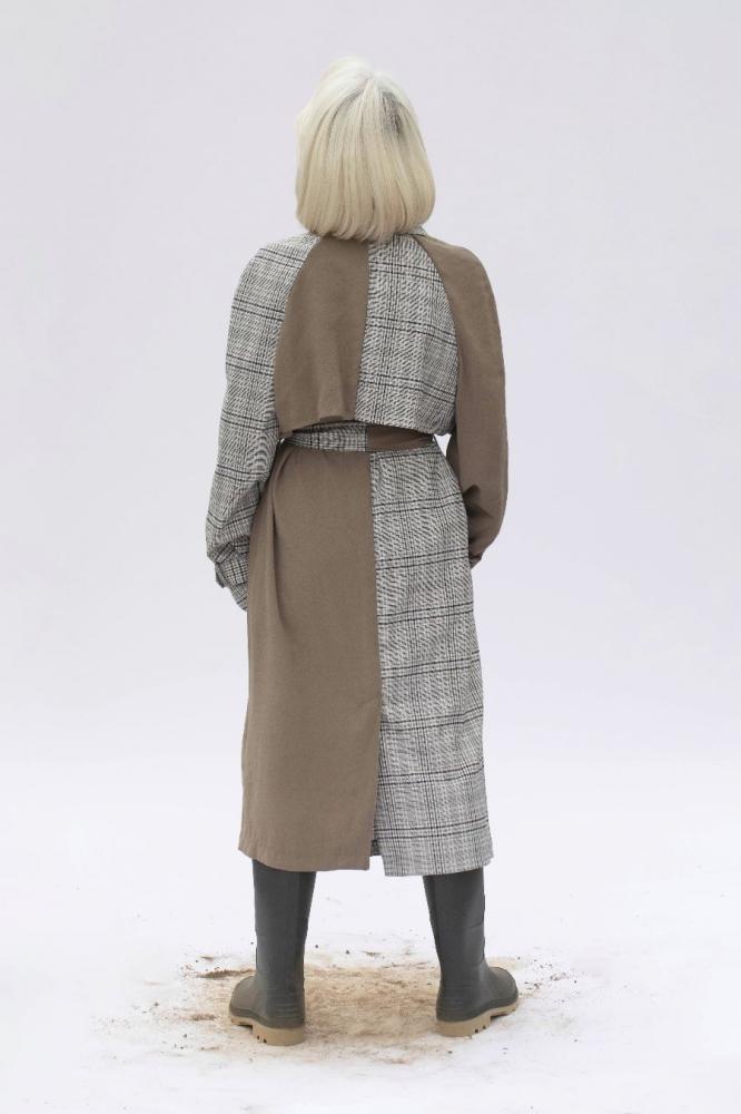 Trench Marcelle