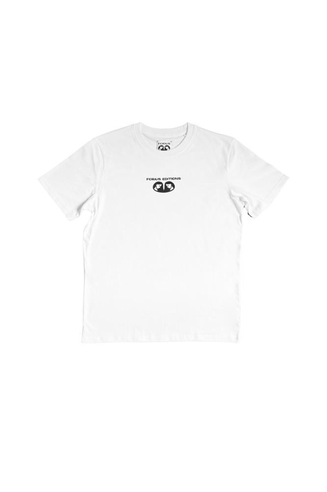 Tee-Shirt Forus Blanc