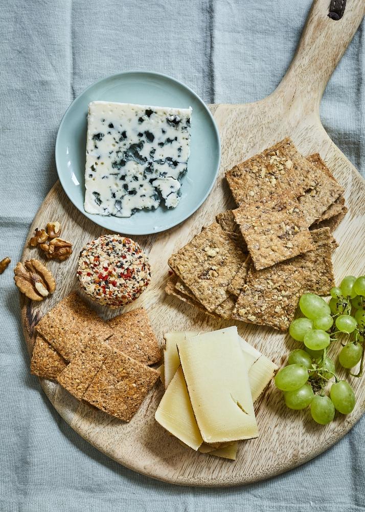 Crackers Bio Petit épeautre, Fenouil & Poivre
