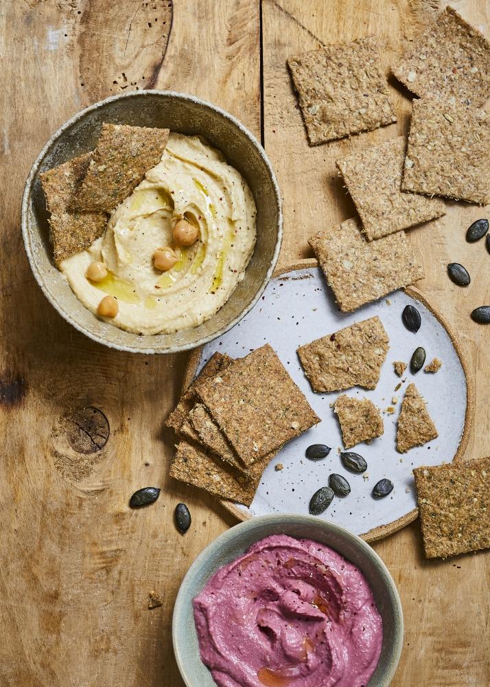 Crackers Bio Sarrasin & Graines de courges