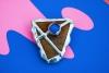 Aurelian Cobalt Shield Bolo Tie