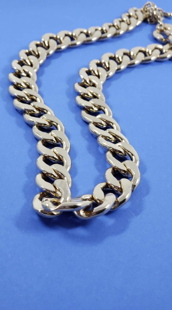 Bold Vintage Gold chain
