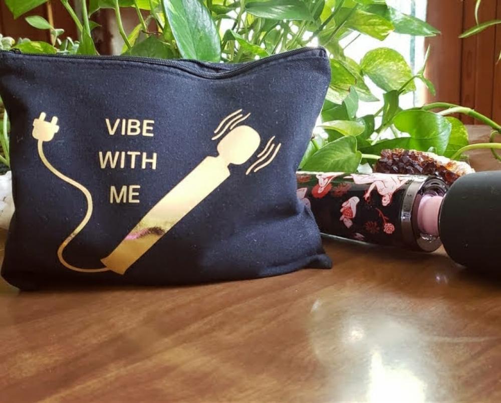 Vibrator Bag