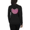 Stop Using & Abusing Femmes Unisex zip hoodie