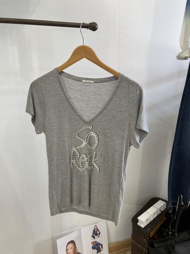 IKKS - Tee- shirt SO ROCK