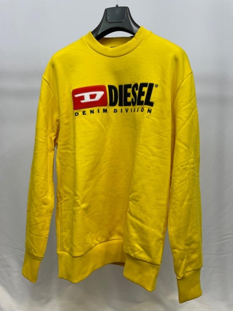 Sweat jaune DIESEL