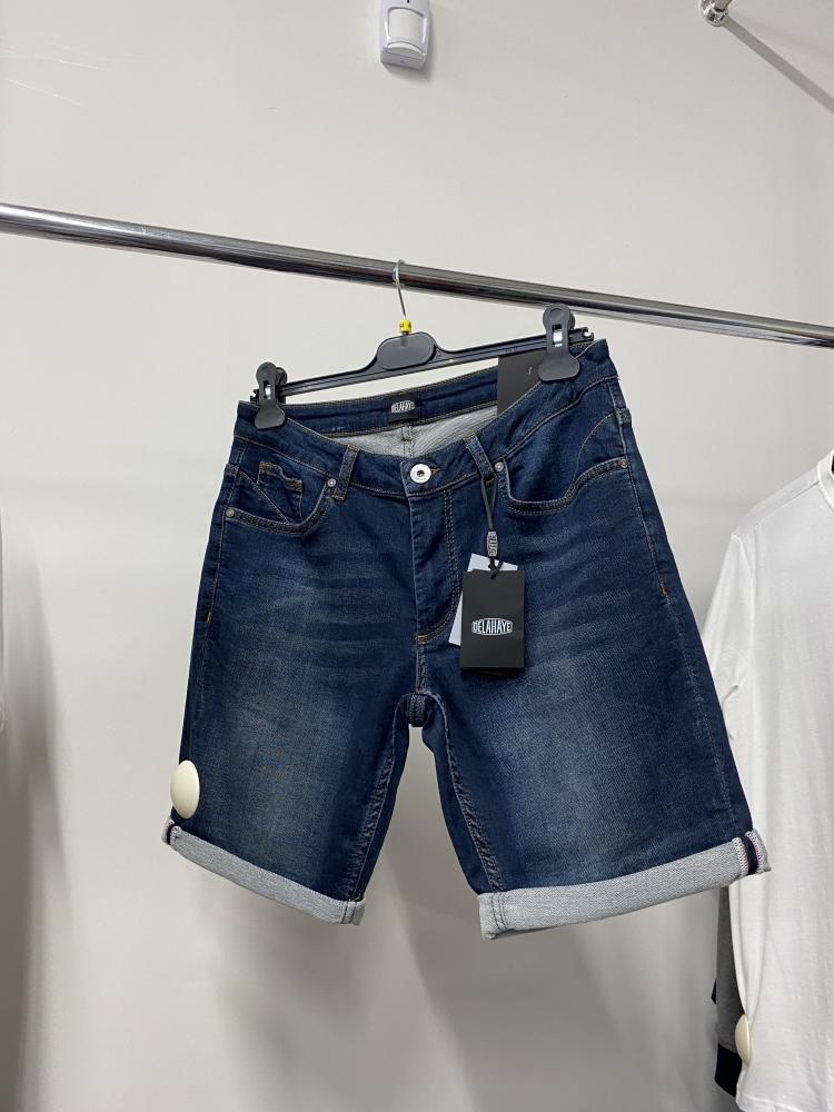 Short en Jeans Delahaye