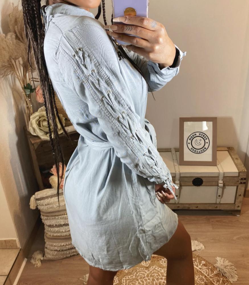 Robe chemise 'MORE'