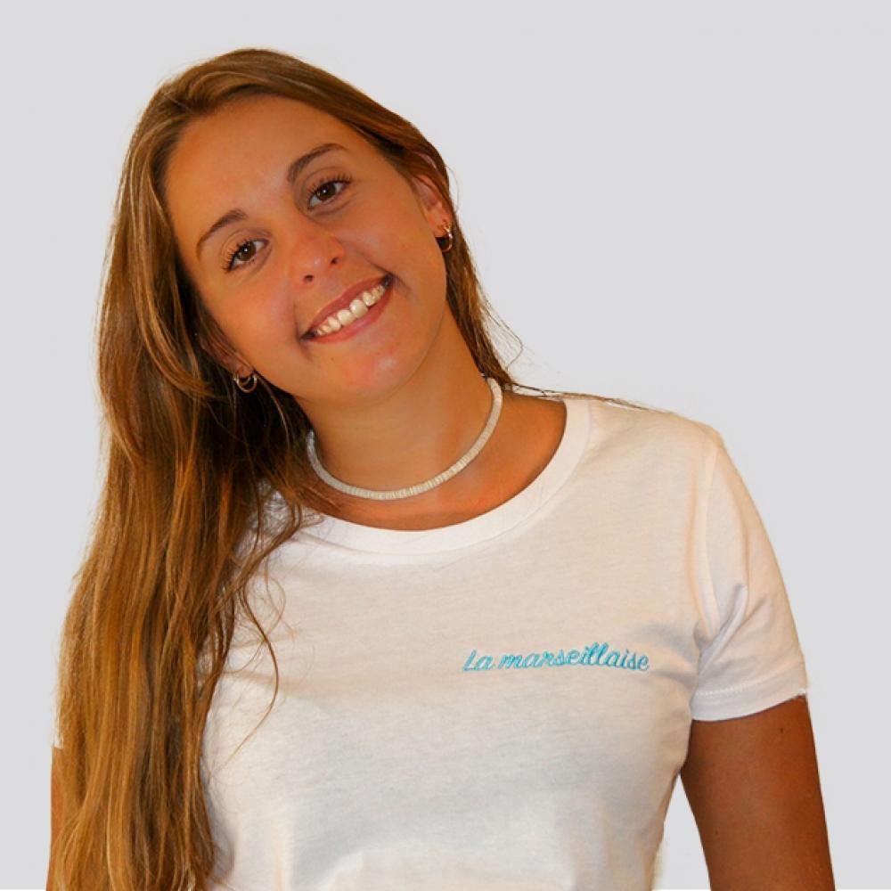 """Tee-shirt \""""La marseillaise\"""""""