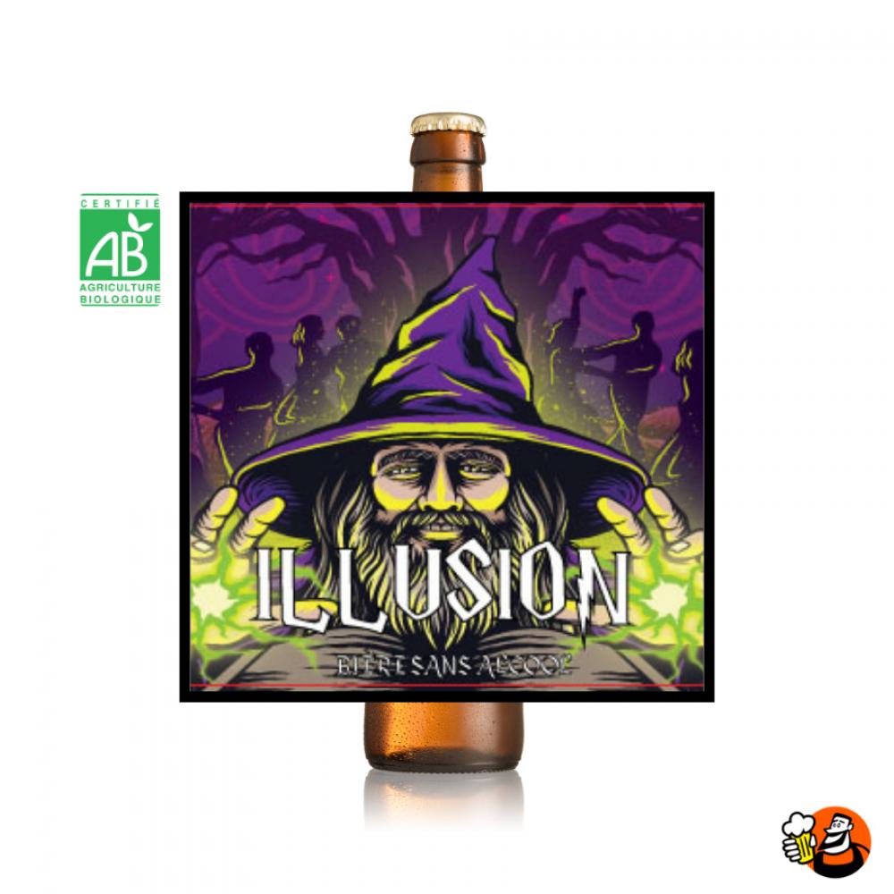 Illusion - 12x33cl