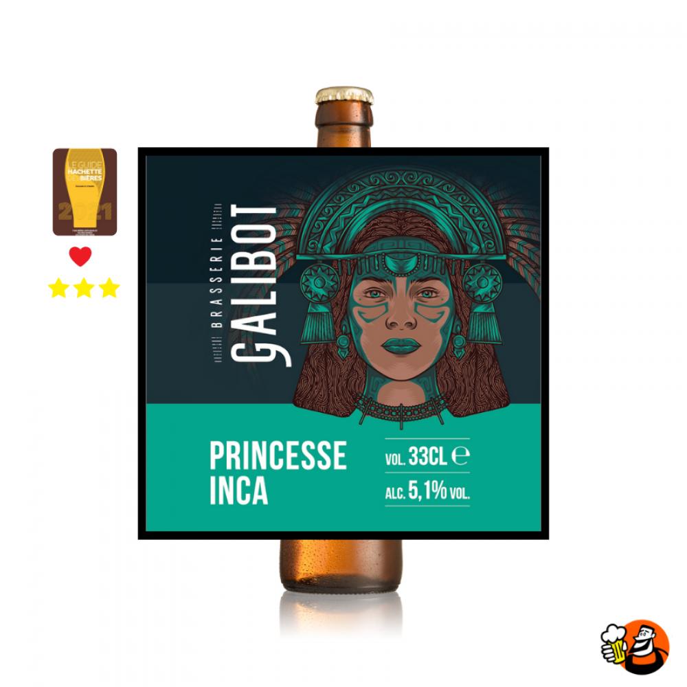 Princesse Inca 6x33cl
