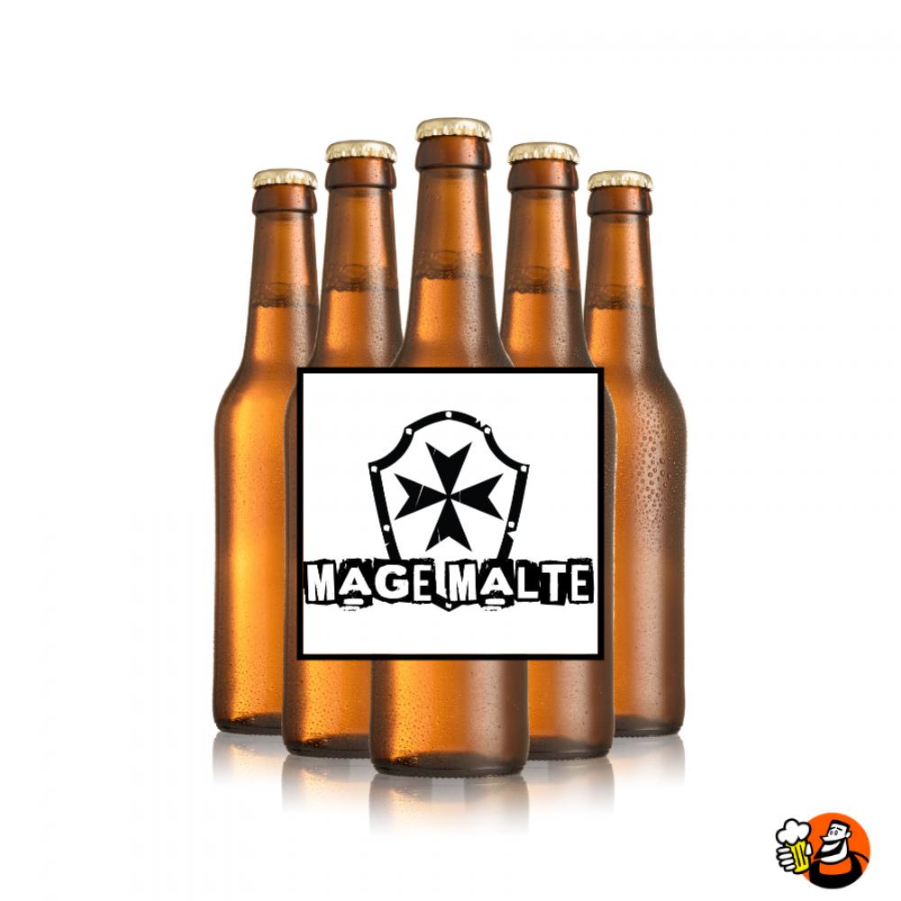 Coffret de bières Bio - 12x33cl